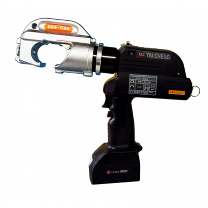 REC-400 Battery-Powered Ratchet Type of Cables